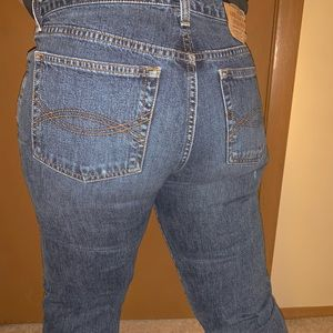Abercrombie and Fitch Jeans sz 8L